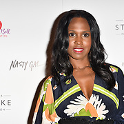 Michelle Gayle attends gala dinner and concert to raise money and awareness for the Melissa Bell Foundation and Style For Stroke Foundation.