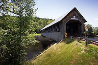Columbia Bridge, VT 102 near Columbia, NH
