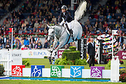Meredith Michaels Beerbaum - Malou<br /> World Equestrian Festival, CHIO Aachen 2013<br /> © DigiShots