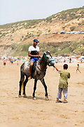Paradise Beach, Asilah, Morocco, 2015-08-09. <br />