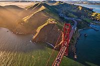 Golden Gate Bridge & Marin Headlands