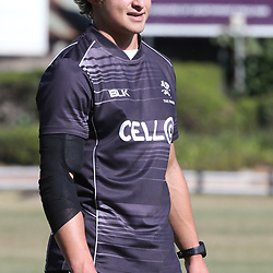 DURBAN, SOUTH AFRICA - JULY 10: Patrick Lambie during the Cell C Sharks training session and press conference at Growthpoint Kings Park on July 10, 2014 in Durban, South Africa. (Photo by Steve Haag/Gallo Images)