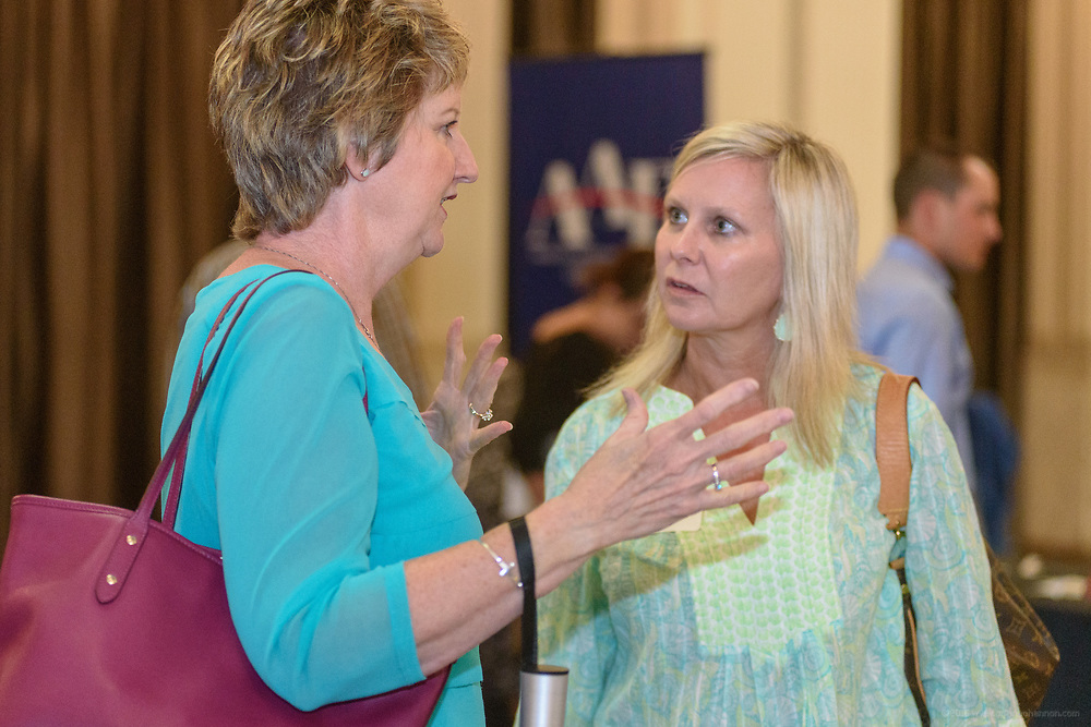 The AAF-Louisville Annual Meeting & Awards Luncheon, Thursday, June 22, 2017 at The Olmsted in Louisville, Ky. (Photo by Brian Bohannon)