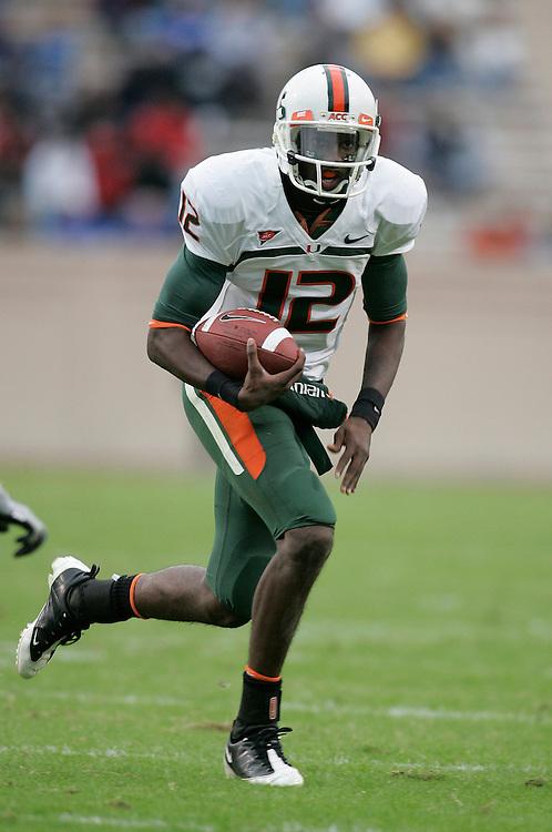 2008 Miami Hurricanes Football @ Duke