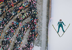19.01.2020, Hochfirstschanze, Titisee Neustadt, GER, FIS Weltcup Ski Sprung, im Bild Philipp Aschenwald (AUT) // Philipp Aschenwald of Austria during the FIS Ski Jumping World Cup at the Hochfirstschanze in Titisee Neustadt, Germany on 2020/01/19. EXPA Pictures © 2020, PhotoCredit: EXPA/ JFK