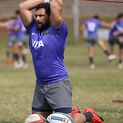 General views during the Argentina (Los Pumas) Training at Crusaders Durban North,Durban South Africa.,On 14th August 2018  (Photo by  Steve Haag )