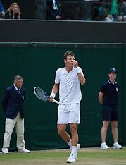 160704 Wimbledon Day 8