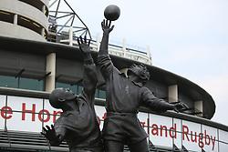 A general view of Twickenham Stadium - Mandatory by-line: Ryan Hiscott/JMP - 27/05/2018 - RUGBY - Twickenham Stadium - London, England - England v Barbarians - Quilter Cup