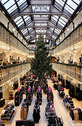 Jenner's Christmas Tree 2016, Friday 2nd December 2016<br /> <br /> (c) Alex Todd | Edinburgh Elite media