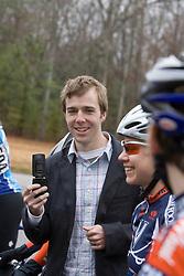 Virginia Cavaliers Mark Hardman<br /> Virginia Cavaliers Rebecca Blatt<br /> <br /> The College of William and Mary road race was held near Williamsburg, VA on February 25, 2007.