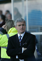 Photo: Lee Earle.<br /> Portsmouth v Blackburn Rovers. The Barclays Premiership. 08/04/2006. Blackburn manager Mark Hughes.