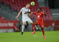 Fotball, 1. august 2020, Eliteserien, Brann-Vålerenga - Daouda Bamba Ivan Nasberg
