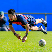 Hastings Boys High School v St Patrick's Silverstream - 25 August 2018