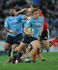 Sydney-Super Rugby Final, Crusaders v Waratahs