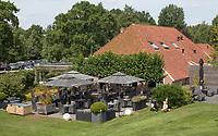 HENGELO (GLD) - Clubhuis, boerderij, golfbaan 't Zelle . COPYRIGHT KOEN SUYK
