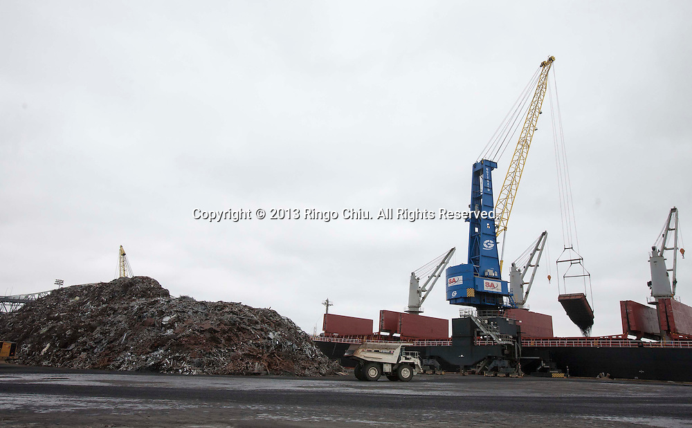 The Longtime Scrap Metal Exporter And Port Of