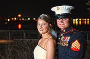 Dustin and Michelle Wedding | New Bern NC Photographers