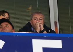 Roman Abramovich, owner of Chelsea Football Club - Mandatory byline: Paul Terry/JMP - 09/12/2015 - Football - Stamford Bridge - London, England - Chelsea v FC Porto - Champions League - Group G