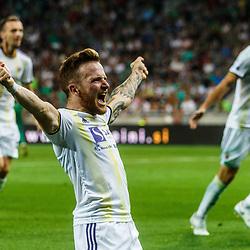 20180819: SLO, Football - Prva liga Telekom Slovenije 2018/19, NK Olimpija vs NK Maribor