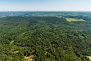 Nederland, Gelderland, Gemeente Zeddam, 29-05-2019; Montferland, heuvelachtig bosgebied, rijk aan houtwallen, Ten westen van Didam.<br /> Montferland, hilly forest area, rich in wooded banks.<br /> <br /> luchtfoto (toeslag op standard tarieven);<br /> aerial photo (additional fee required);<br /> copyright foto/photo Siebe Swart