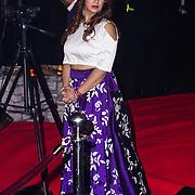 Battersea Evolution London, England, UK, 27th November 2017. Actress Monisha Hassen attend the British Curry Awards, London, UK.