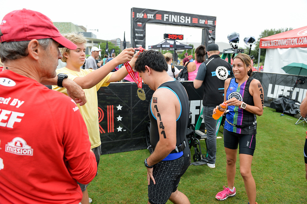 2017 CapTex Triathlon