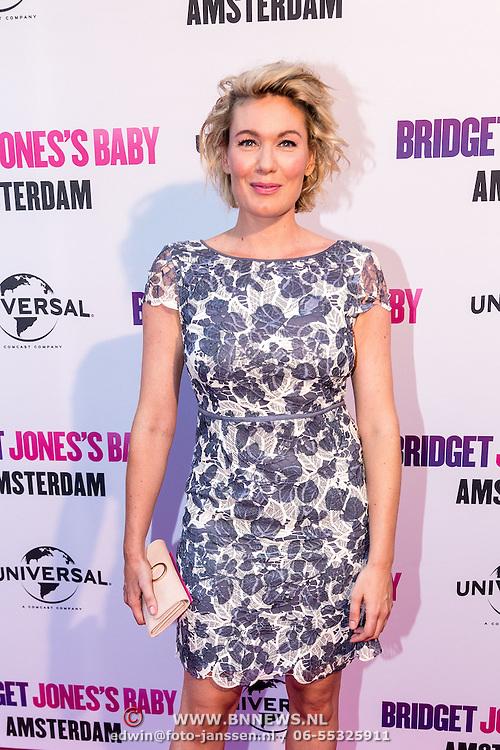 NLD/Amsterdam/20160913 - inloop premiere Bridget Jones's Baby, Marlijn Weerdenburg