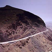 ROUTE MONTAGNE - CABO VERDE - ILE DE SAN ANTAO<br />