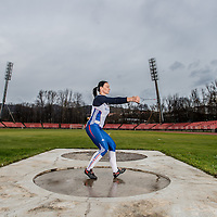 Hammer Throw - European Games Baku, Azerbaijan 2015 - Gold medal.<br />