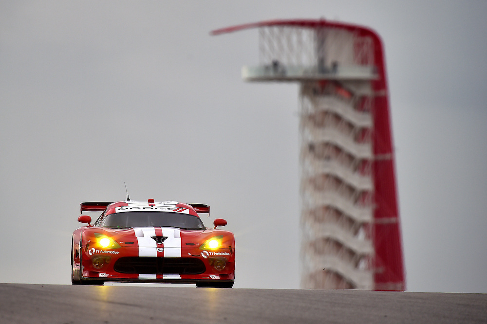18-20 September 2014, Austin, Texas USA<br /> 91, Viper V10, SRT GTS-R, GTLM, Dominik Farnbacher, Marc Goossens<br /> &copy;2014, Scott R LePage <br /> LAT Photo USA