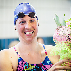 20160528: SLO, Swimming - Retirement of successful Slovenian swimmer Anja Carman Cekic