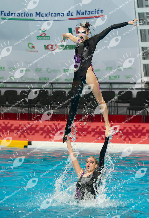 Greece Team<br /> 8th FINA Synchronised Swimming World Trophy <br /> Day-02 High Lights<br /> Mexico City 29 November - 1 December<br /> Photo L.Salvemini/Deepbluemedia.eu