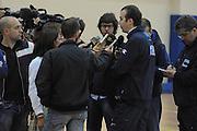 ROMA 18 APRILE 2011<br /> ACQUA ACETOSA GIULIO ONESTI VISITE MEDICHE<br /> NELLA FOTO PIANIGIANI<br /> FOTO CIAMCAST