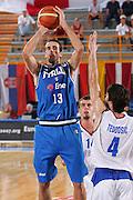 Campionato Europeo Maschile Under 20 Italia-Serbia<br /> Luigi Datome