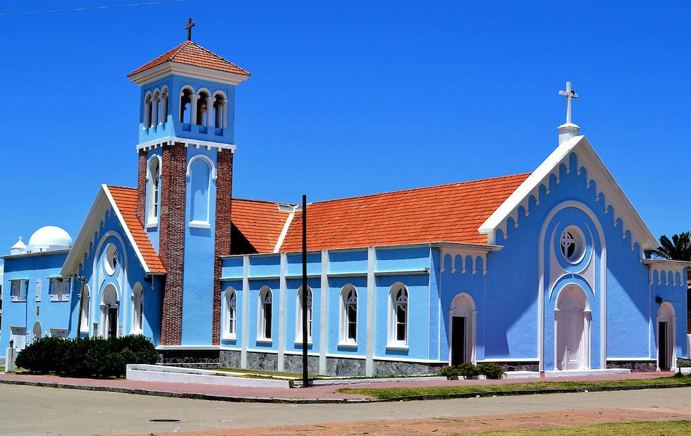Iglesia De La Candelaria Roman Catholic Church In Punta