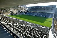 BRAGA-13 OUTUBRO 2003:Fotografias do novo estádio municipal de Braga, construido para albergar a equipa da primeira liga Sporting de Braga e o EURO 2004  13-10-2003 <br />(PHOTO BY: AFCD)