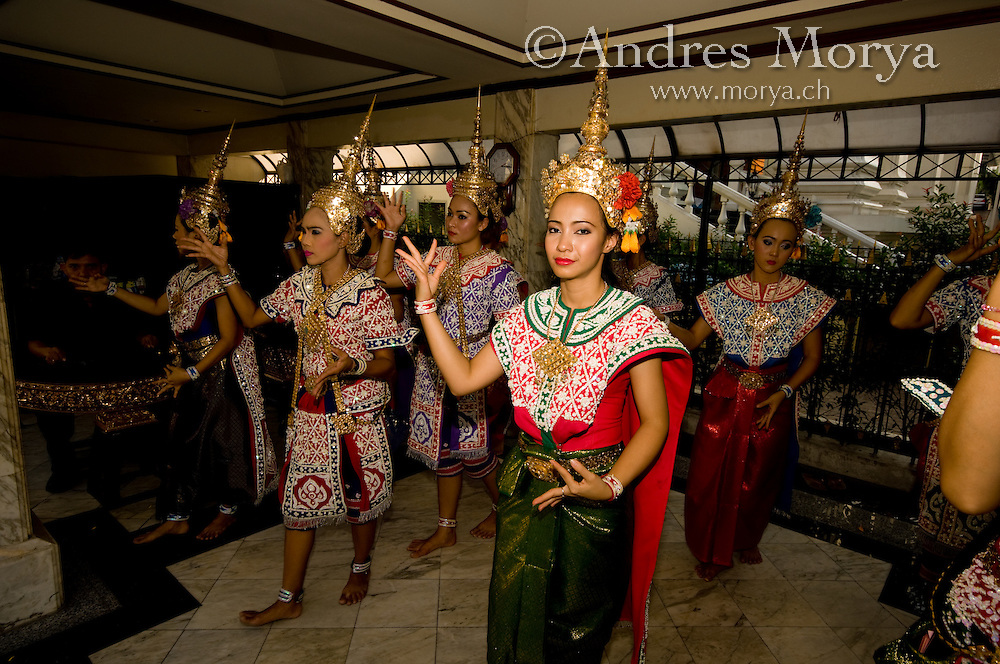 Thailand, Asia Thailand, Asia Thai classical dance , erawan , bangkok, Thailand Image by Andres Morya