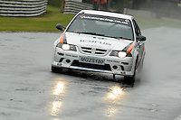 #13 Peter Burchill MG ZR 180 during the MGCC Cockshoot Cup at Oulton Park, Little Budworth, Cheshire, United Kingdom. September 03 2016. World Copyright Peter Taylor/PSP.