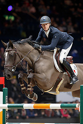 Bruynseels Niels, BEL, Angel van t Hof<br /> Price of the Top 40<br /> CSI Zurich 2017<br /> © Hippo Foto - Stefan Lafrentz<br /> 28/01/17