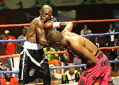 Nairobi- Mac Series Professional Boxing Bonaza - 5 Nov 2016
