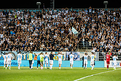 Players of HNK Rijeka during football match between HNK Rijeka and GNK Dinamo Zagreb in Round #27 of 1st HNL League 2016/17, on November 5, 2016 in Rujevica stadium, Rijeka, Croatia. Photo by Grega Valancic / Sportida