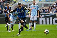 Inter Milan v Spal - Serie A