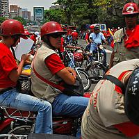 MAY 1 LABOR DAY / 1º DE MAYO DIA DEL TRABAJADOR<br /> Photography by Aaron Sosa<br /> Caracas - Venezuela 2009<br /> (Copyright © Aaron Sosa)