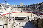 Roman Amphitheatre Arles, Provence, France