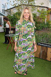 EDITH BOWMAN at a vintage fashion pop-up evening hosted by Dawn O'Porter at The Gardening Society, John Lewis, Oxford Street on 27th July 2016.