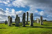 SCOTLAND: Callanish Standing Stones, Outer Hebrides
