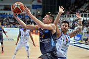 Diego Flaccadori<br /> Dolomiti Energia Aquila Basket Trento - Banco di Sardegna Dinamo Sassari<br /> Lega Basket Serie A 2016/2017<br /> Trento, 08/04/2017<br /> Foto Ciamillo - Castoria