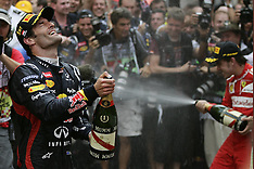 Mark Webber Wins Monaco F1 Grand Prix
