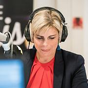 NLD/Hilversum/20180902- Laurentien opent week vd Alfabetiserimg 2018, Prinses Laurentien