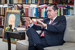 O Presidente do Tribunal Regional Federal da 4ª Região (TRF4), em Porto Alegre, desembargador Thompson Flores. FOTO: Jefferson Bernardes/ <br /> Agência Preview